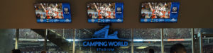 Stadium TV Display Solutions