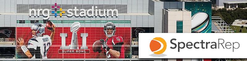 DHS Provides DTV Datacasting to Enhance Security at NRG Stadium   Super Bowl LI Security