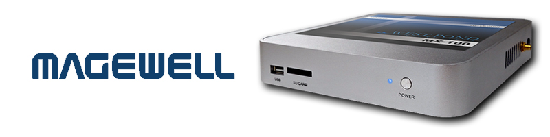 Magewell Capture Cards Enable 'Support-Free' Video Connectivity for West Pond Enterprises