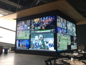 Stadium TV Display Solutions